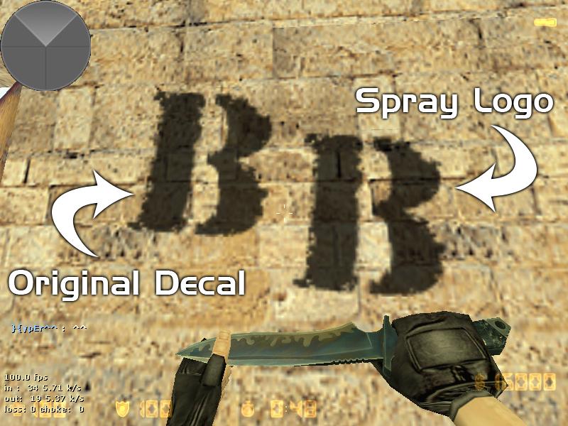 скачать лого для кс b: