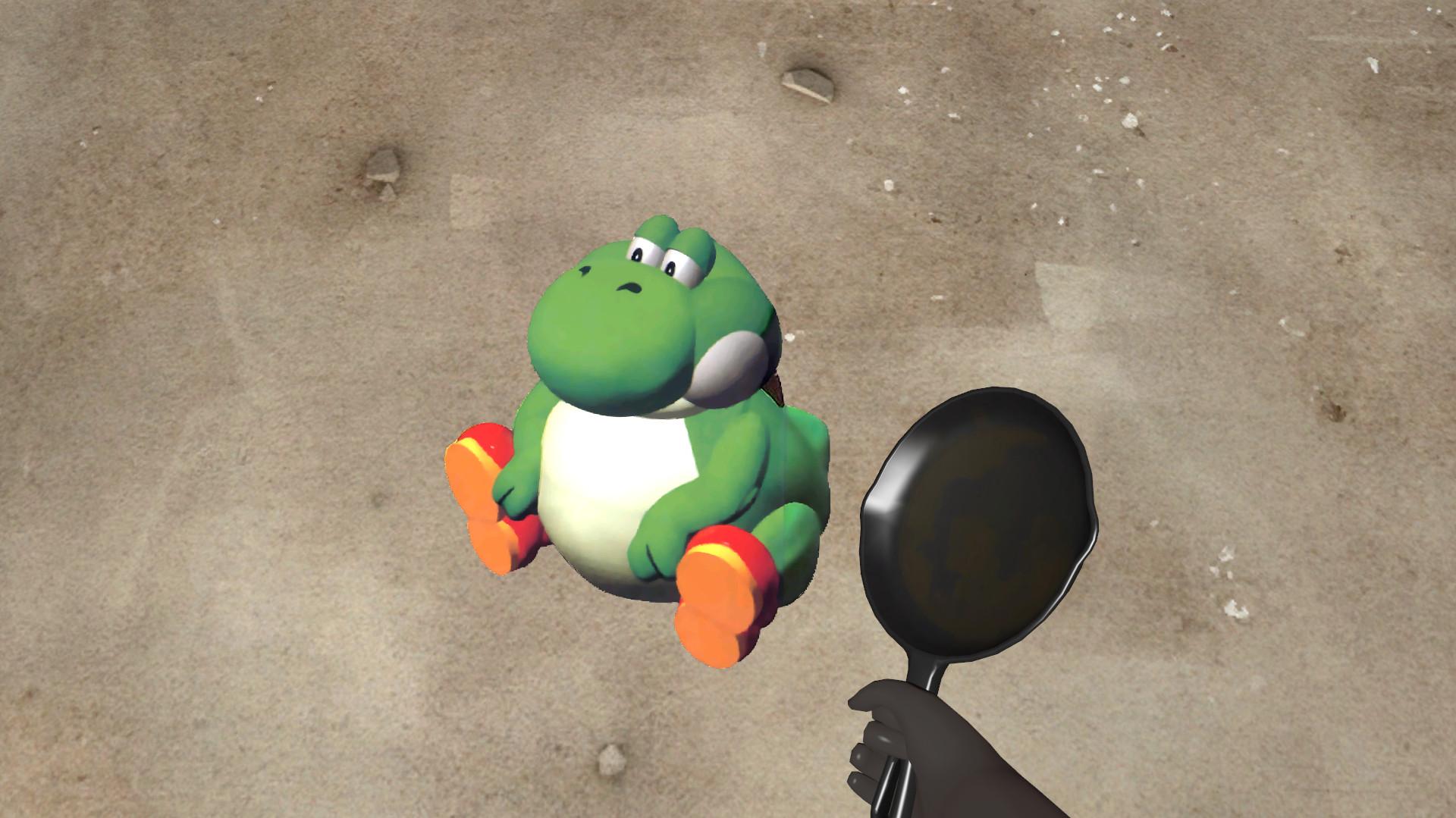 Fat Yoshi Team Fortress 2 Sprays