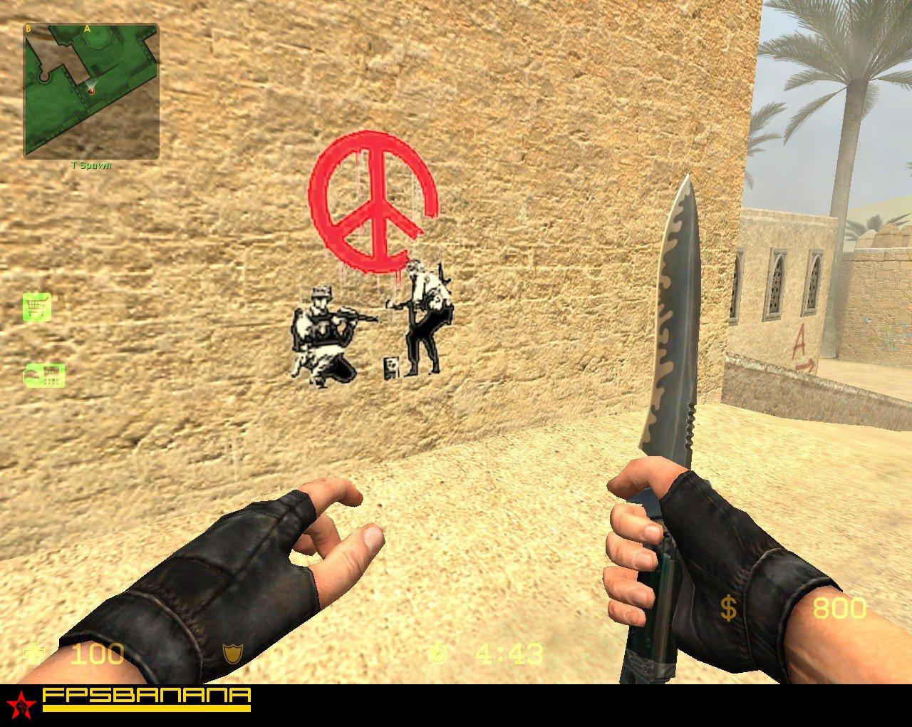 Banksy Spray Pack (5 Sprays) Spray screenshot #2