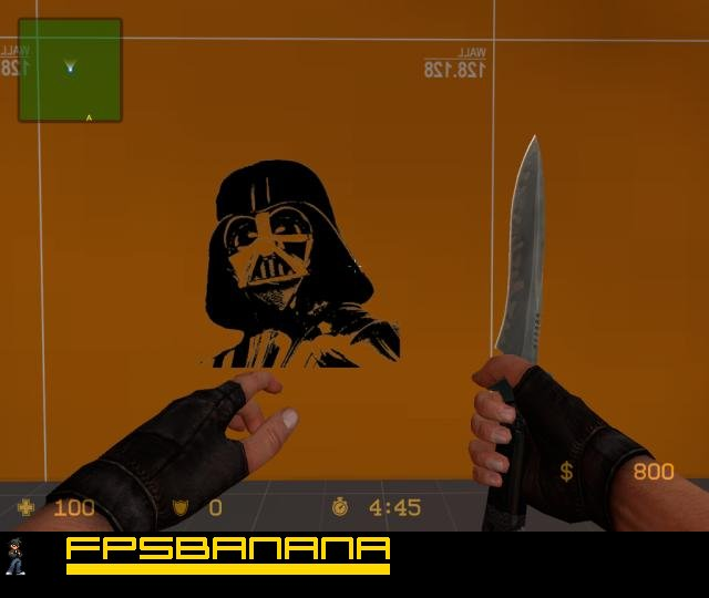 Darth Vader Spray screenshot #2