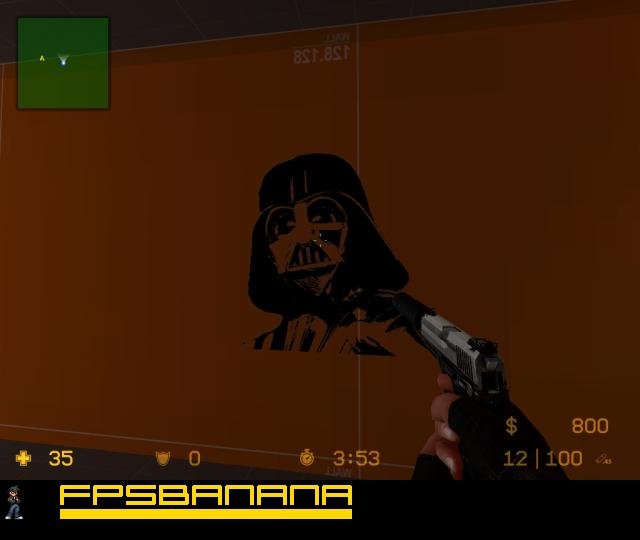 Darth Vader Spray screenshot #4