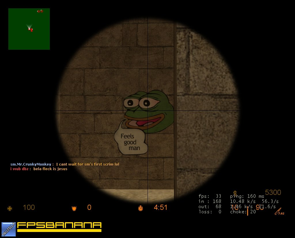 Pepe The Frog Counter Strike Source Gt Sprays