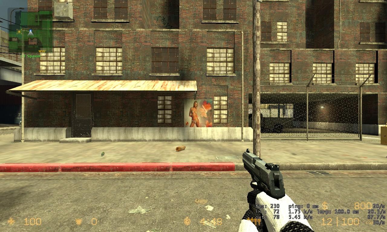 Counter strike porn sprays