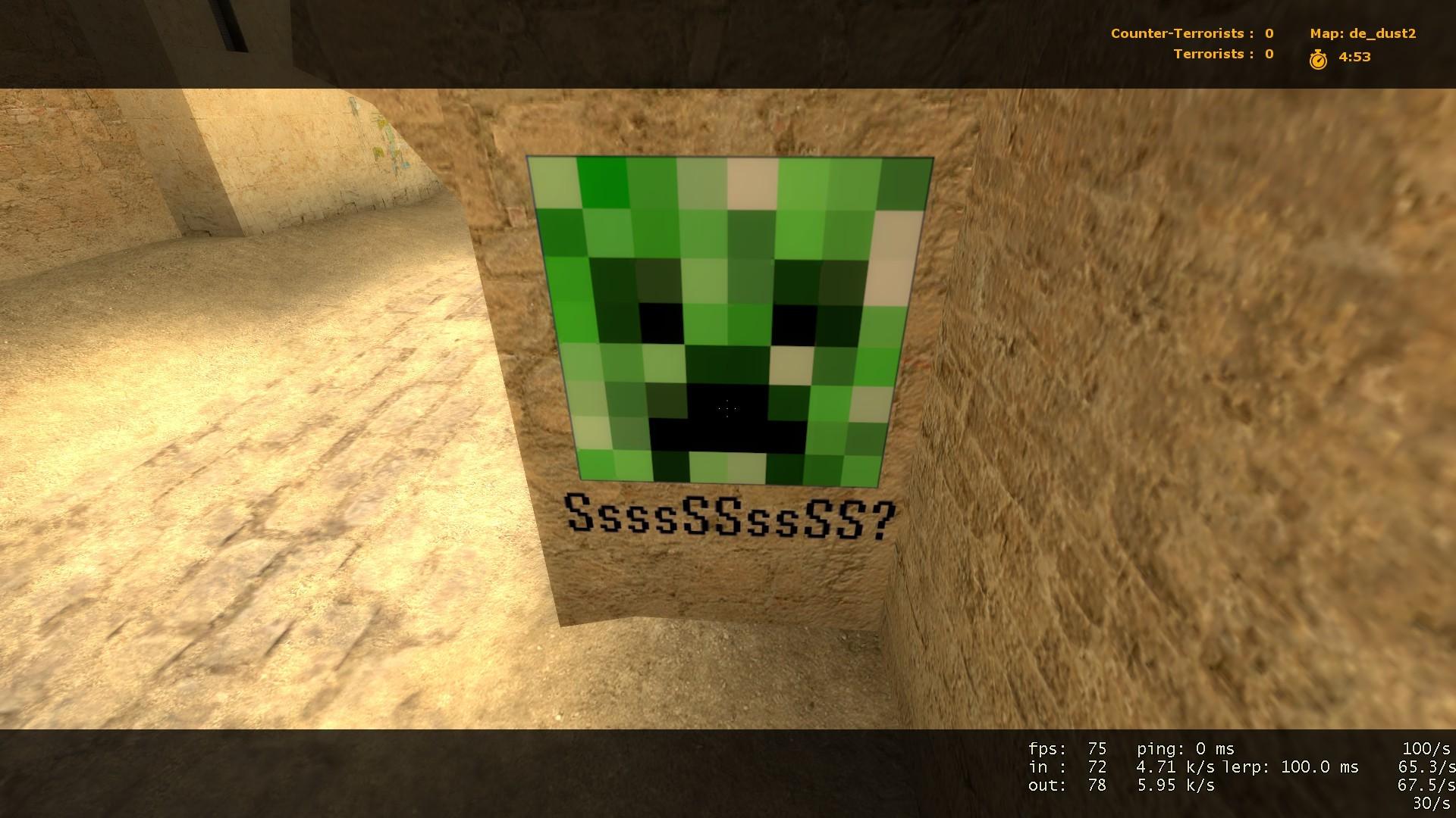 SsssSSssSS? Spray screenshot #3