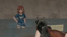 Misaka Mikoto Red/Blu V2 Spray screenshot #4