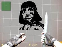 Darth Vader Spray screenshot #5