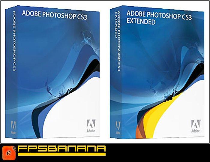 Софт Adobe Photoshop CS3 Extended RUS (Официальная русская версия) .