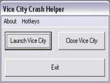 Vice City Crash Helper
