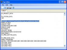 FXP Editor v1.0