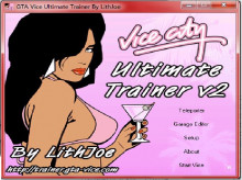 Vice City Ultimate Trainer v2