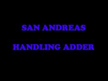 Handling Adder