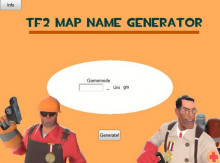 Map Name Generator