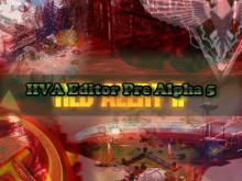 HVA Editor Pre Alpha 5