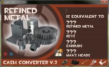 TF2 Cash Converter V2