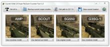 Counter-Strike Sniper-NoZoom-Crosshair-Tool