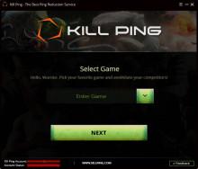 Kill Ping - Don't lag. Just frag!