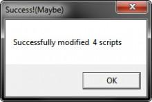 internal script modder