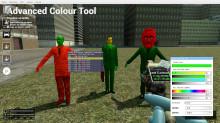 Advanced Colour Tool