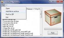 CstrikeMaps Release v 1.0