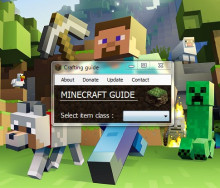 [v2.0] Minecraft Crafting Guide
