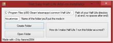 That Easy Half-Life Add-on Installator