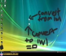iWI Converter