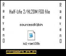 Half-Life 2/HL2DM FGD file