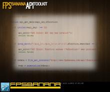 FPSB API Toolkit v1.3