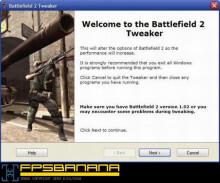 Battlefield 2 Tweaker