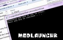ModLaunchr