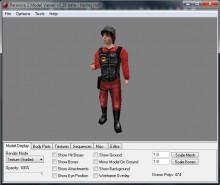 Paranoia2 Modelviewer 1.28 beta