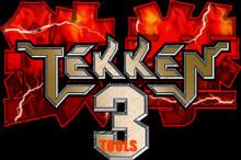 Tools for making Tekken 3 mods
