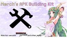 Merch's FE Heroes APK Building Kit
