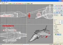 kHED  3D Modeling Editor