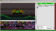 Super Metroid Integrated Level Editor