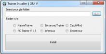Trainer Installer GTA V