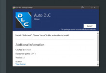 Auto DLC 1.2.0