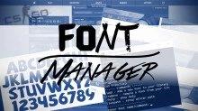[CS:GO] Font Manager 2.0