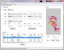 PPVS2 Animation Editor