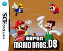 Newer Super Mario Bros DS