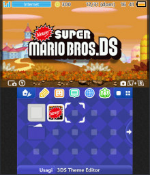 Newer Super Mario Bros DS Theme