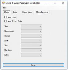 MLPJ Save Editor