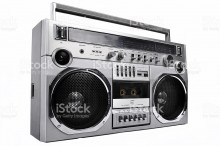 (New) Silver Radio
