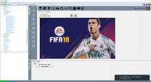 FIFA 18 CG File Explorer