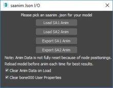 Sonic Adventure 1/2 Anim Import/Export MaxScript