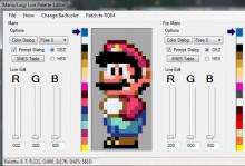 Mario/Luigi Palette Live Editor