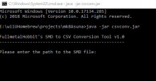 Alternate SMD-to-CSV File Conversion Script