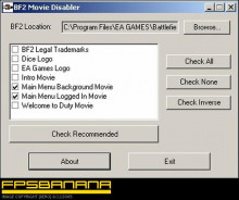 BF2 Movie Disabler