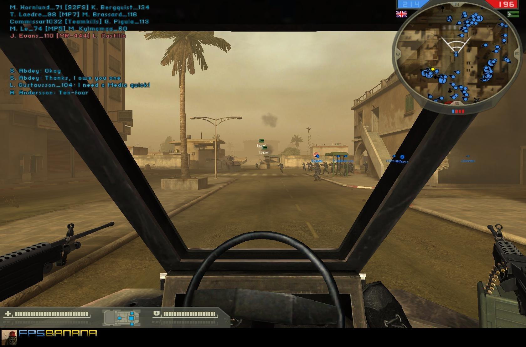 bf2_sp_bot_changer_v21 Tool screenshot