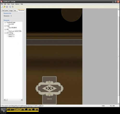 VTFEdit Tool screenshot #1